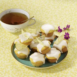 Mango Lassi Muffins