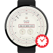 Navigator watchface by Pluto