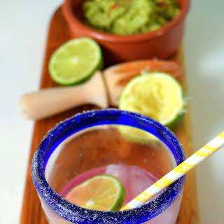 Hibiscus Margarita.