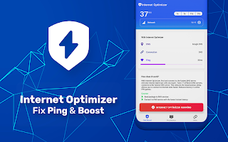 Internet Optimizer & Faster, Fix Online Game Ping