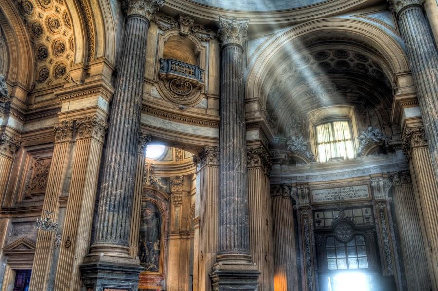 Basilica di Superga, Torino Italy by Stan Petru - Buildings & Architecture Other Interior (  )