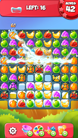 Juice Fruit Pop - Match 3 Puzzle Game Apk Download Free for PC, smart TV