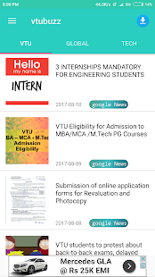 VTU Question Papers And VTUBUZZ - náhled
