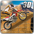 Bike Racing Rider Stunt Escape icon
