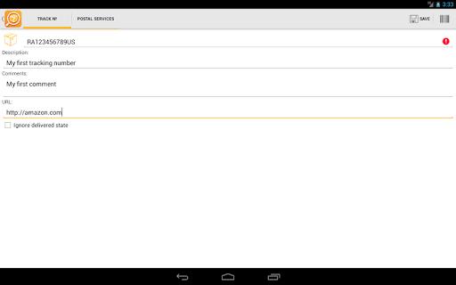 TrackChecker Mobile 2.25.8 screenshots 11