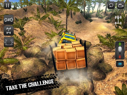 Offroad Fahrsimulator 4x4: Trucks & SUV Trophy Screenshot