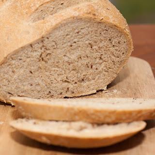 No Knead NY Deli Rye Bread