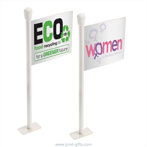 Desk Flags Printed Full Colour