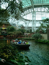 Photo: Indoor Delta tour anybody? Did I mention the Gaylord Opryland is huge?