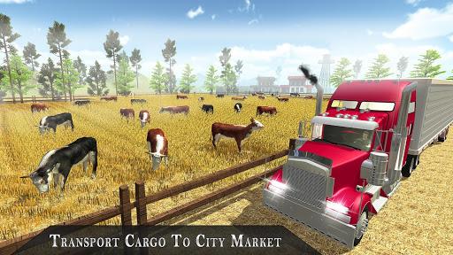 Farmer's Tractor Farming Simulator 2018 1.2 screenshots 12