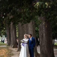Wedding photographer Lena Drobyshevskaya (lenadrobik). Photo of 01.10.2017