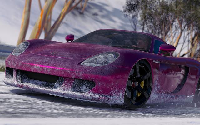Porsche New Tab Wallpapers