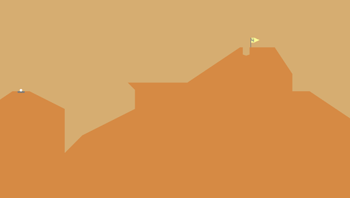 Desert Golfing - screenshot