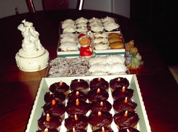 Theme Cupcakes Recipe