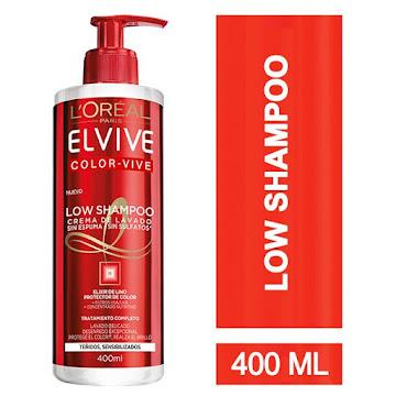 Shampoo Low Poo L'Oréal Elvive