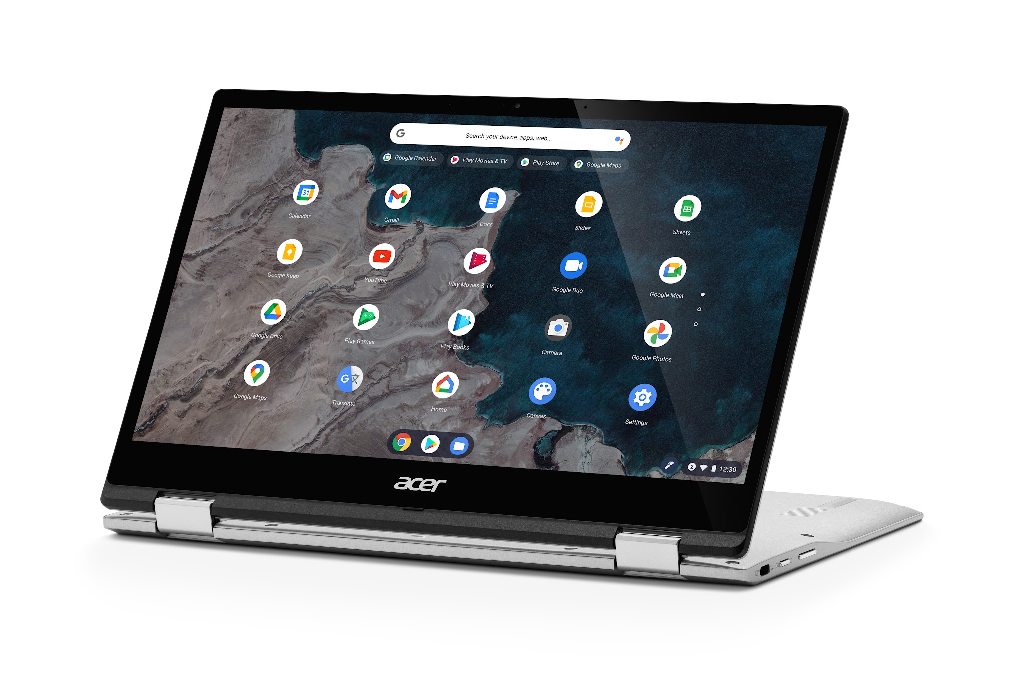 Acer Chromebook Spin 513 - photo 10