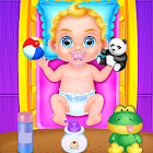 Babysitter Crazy Baby Daycare - Fun Games for Kids