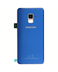 Galaxy A8 2018 Back Cover Blue