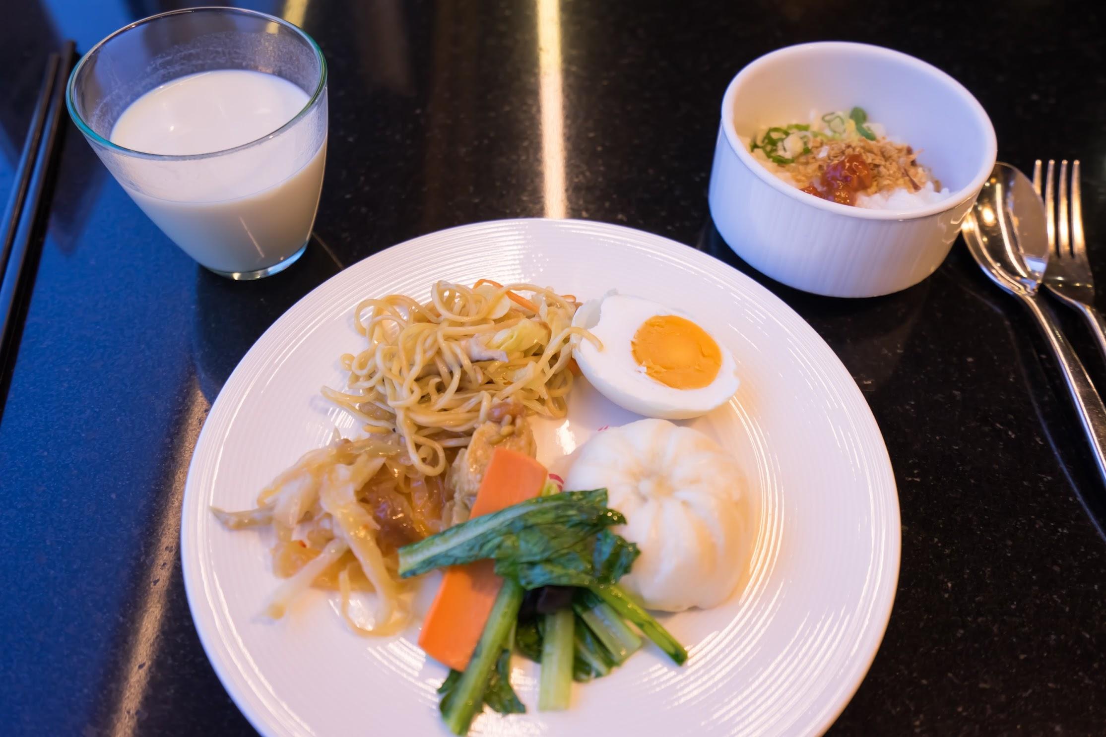 ジャストスリープ高雄駅前館 朝食4