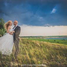 Wedding photographer Monika Kutkowska (fotokutkowska). Photo of 29.08.2017