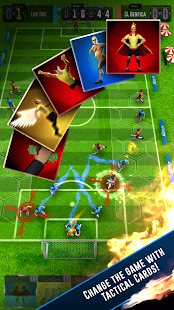 Fury 90 - Soccer Manager Screenshot