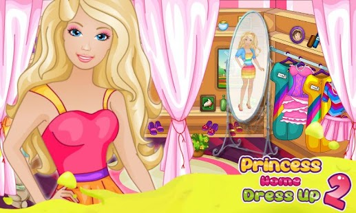 Princess Home Dress Up 2 Android Apps On Google Play