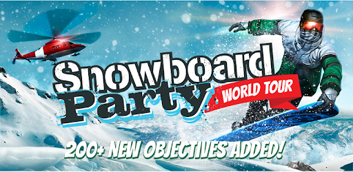 Snowboard Party: World Tour Pro Apps para Android screenshot
