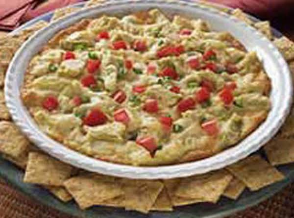 Hot Parmesan Artichoke Dip Recipe