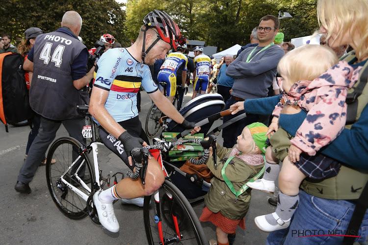 Dronken passagier verpestte voorbereiding Jan Bakelants op GP van Wallonië