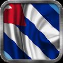 Cuban Flag Live Wallpaper icon