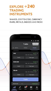 Libertex – online trading: Forex & Bitcoin CFD's App Latest Version Download For Android and iPhone 2