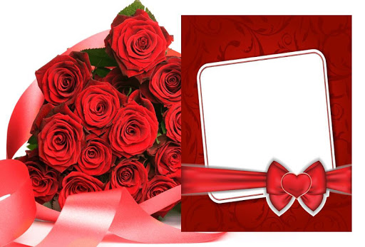 Rose Frames Photo Effects