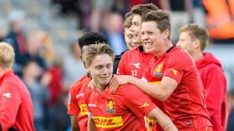 El equipo danés milita en la Súper Liga de Dinamarca.