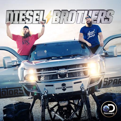 diesel brothers tv on google play. Black Bedroom Furniture Sets. Home Design Ideas