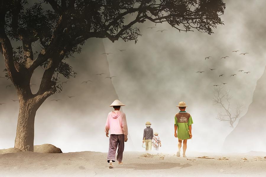 Pure by Eli Supriyatno - Digital Art People ( indonesia, art )