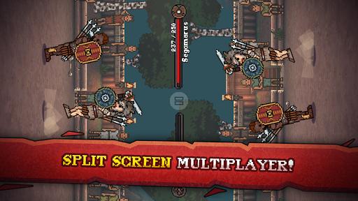 Gladihoppers - Gladiator Battle Simulator! 2.1.0 screenshots 6