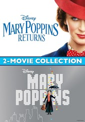 Mary Poppins / Mary Poppins Returns - 2-Movie Collection
