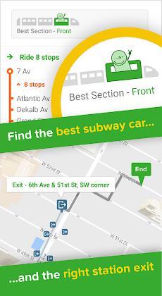Citymapper - Transit Navigationのおすすめ画像3