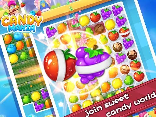 Sweet Candy Fever - New Fruit Crush Game Free 1.3.0 screenshots 7