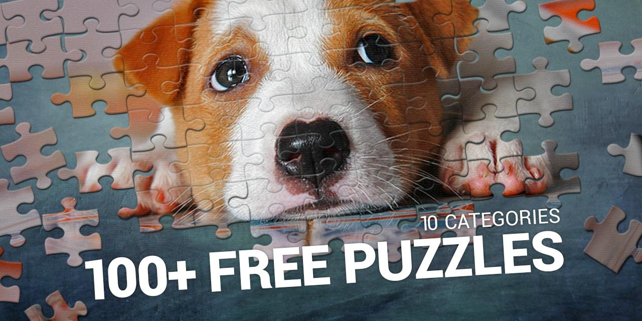 jigsaw puzzles 100 pieces android apps on google play