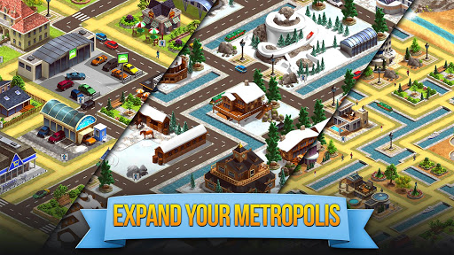 Tropic Paradise Sim: Town Building City Game 1.4.4 Mod screenshots 4