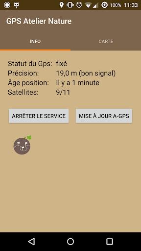 GPS Atelier Nature