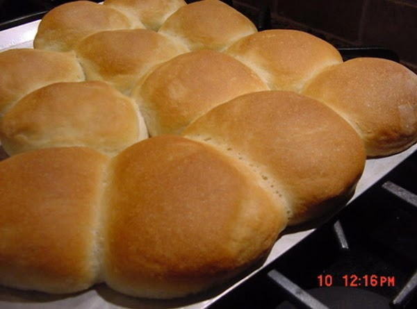 Bonnie's French Rolls Recipe