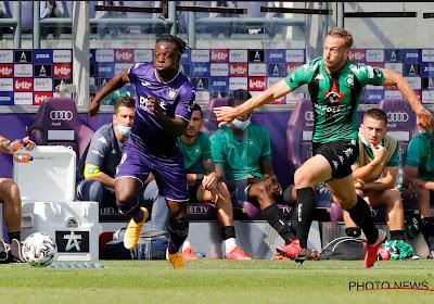 Jérémy Doku ne devrait pas jouer le Topper contre le Club de Bruges !