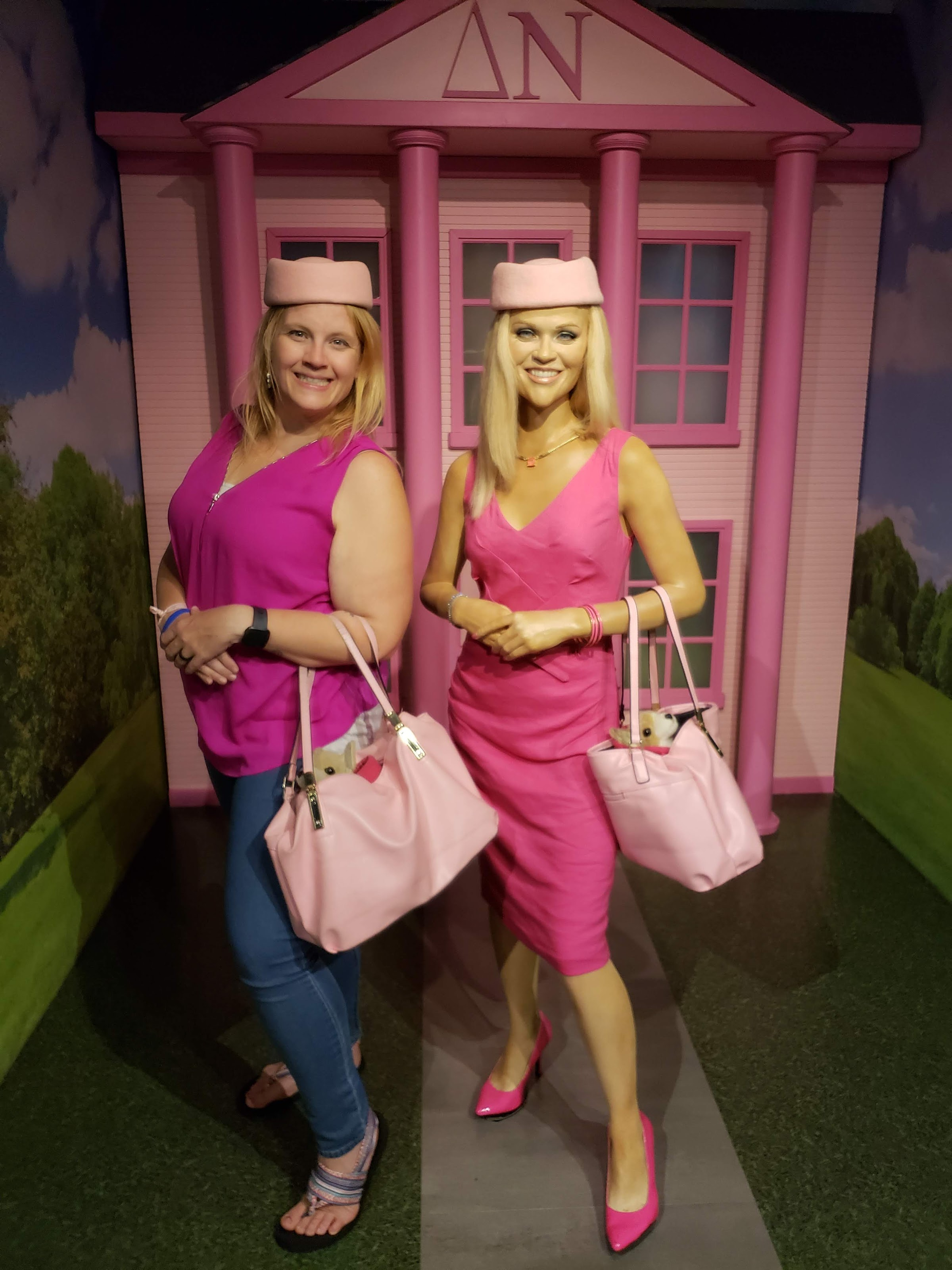 Reese Witherspoon wax museum