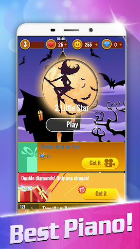 玩免費音樂APP|下載Magic Piano: Halloween Tiles 2 app不用錢|硬是要APP