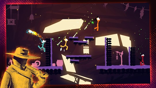 Stickfight Shadow Battle MOD (Free Gold Purchase) 3