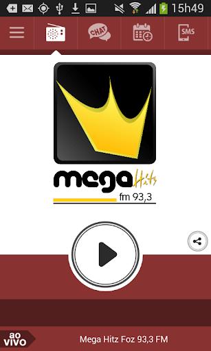 Mega Hits Foz 93 3 FM