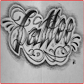 Tattoo Lettering Design