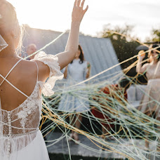 Wedding photographer Anna Milgram (Milgram). Photo of 10.08.2018